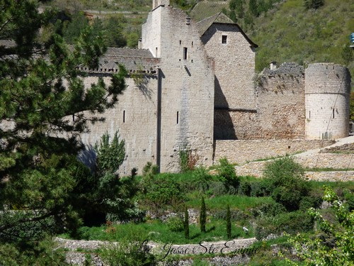 chambre d hote gorges du tarn ste enimie lozere ancienne abbaye